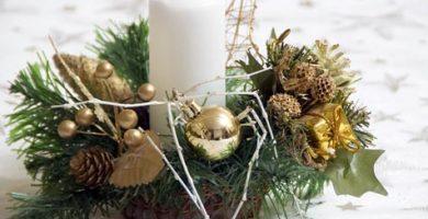 Decorar mesa navideña consejos y recomendaciones