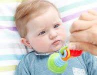 Los bebes y la estimulacion visual