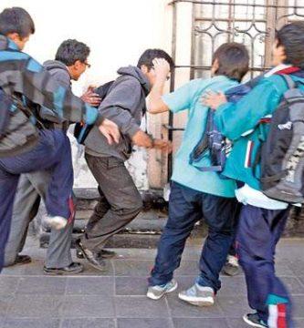 Bullying o acoso escolar cómo enfrentarlo