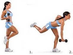 Ejercicios para piernas sin aumentar volumen.