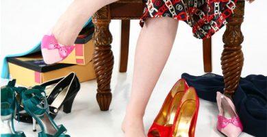 l calzado inadecuado deforma los pies