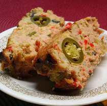 Pastel de atún receta mexicana