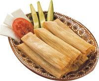Tamales de quesos con rajas receta mexicana
