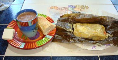 Tamales receta cocina mexicana