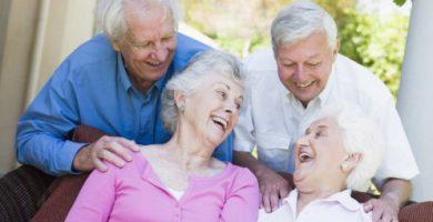Tercera edad y prevención de enfermedades